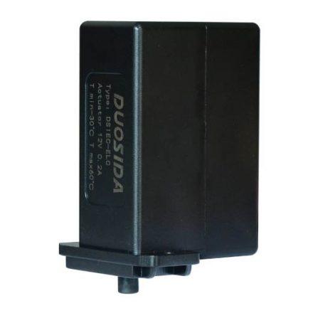 Elektromágneses zár Type2 töltőaljzathoz, DSIEC-ELC, Duosida