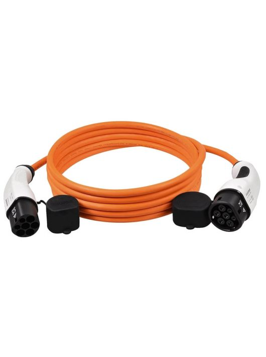 elektromos autó töltőkábel - Type 2 / Type 2, 3×32 A, 5 m, DUOSIDA