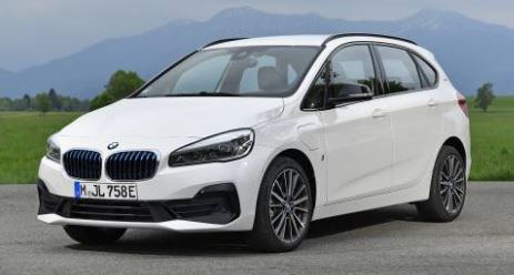 BMW 225xe Active Tourer 2019-