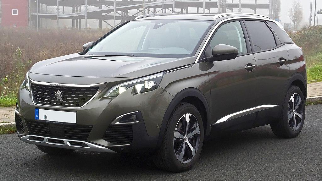 Peugeot 3008 SUV Hybrid4
